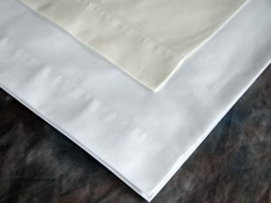 Ivory & White Sheets