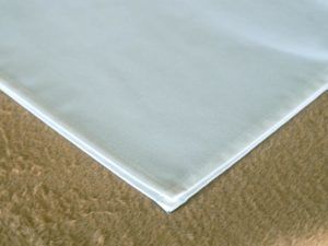 White Easy Care 100% Polyester Napkins & Table Cloths